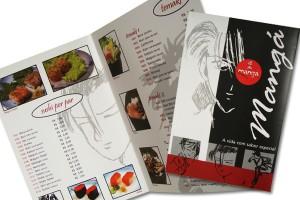 menu restaurante japonês