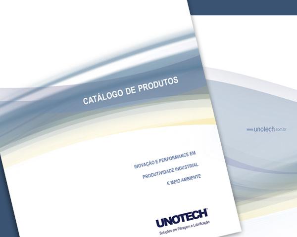 Catálogo de Produtos Unotech