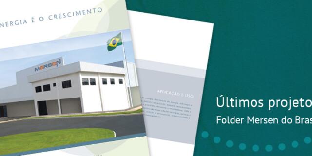 Lumidea Design cria folder para indústria