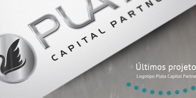 Criação logotipo para empresa de investimentos