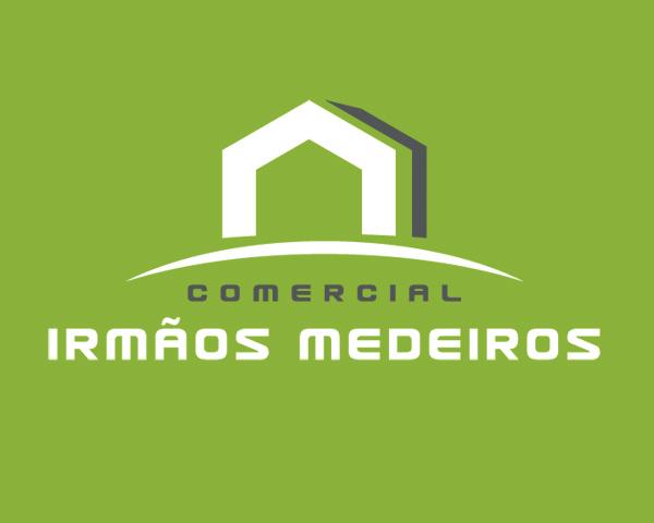 Logotipo Comercial Irmãos Medeiros