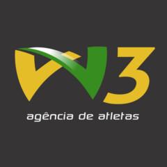 Logotipo W3 Agência de Atletas