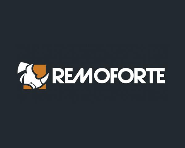 Logotipo Indústria Remoforte