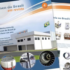 Revista Mersen do Brasil
