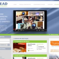 Site Portal de Ensino