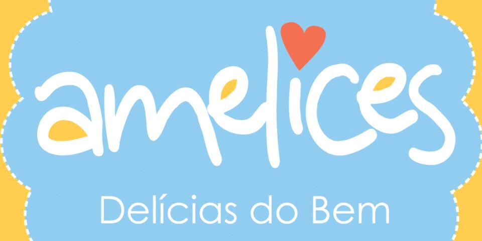 Logomarca para alimentos saudáveis