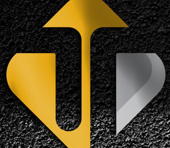 Logomarca para Empresa de Pavimentação de Estradas