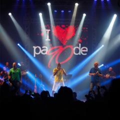 Logotipo Banda de Pagode
