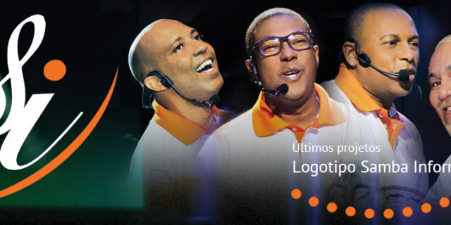 Logomarca Samba Informal