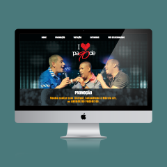 Website I Love Pagode 90