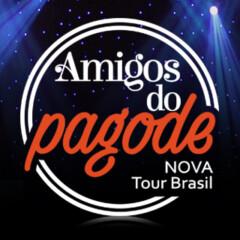 Logomarca Amigos do Pagode