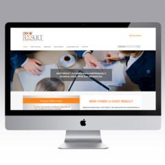 Site Responsivo para Empresa de Consultoria