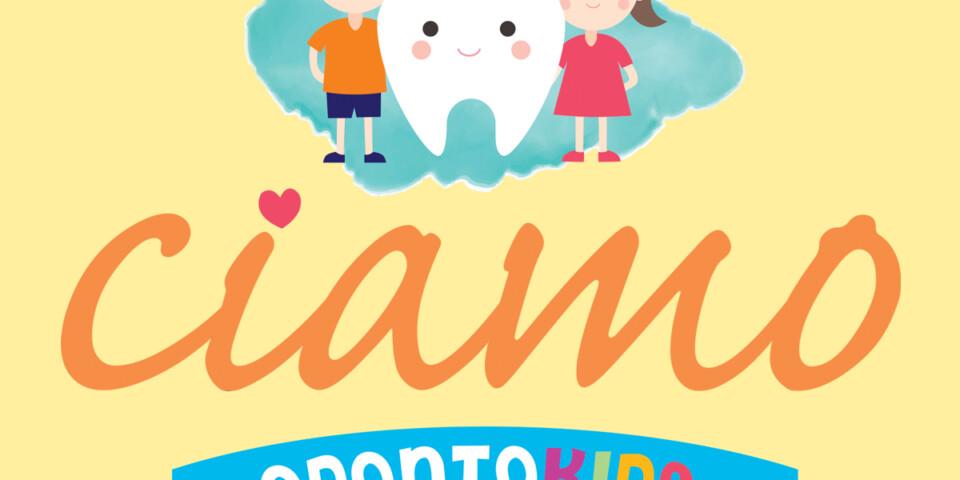 Logotipo Consultório Odontologia