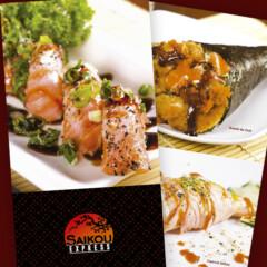 Criação de Cardápio  – Gastronomia Japonesa